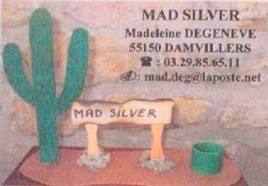 MAD SILVER